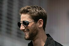 Formel 1: Mercedes-Test für Romain Grosjean nimmt Formen an