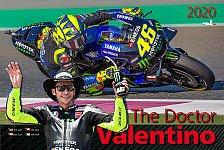 MotoGP-Kalender von Valentino Rossi für 2020 jetzt bestellbar