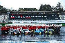 DTM 2019: Meister-Meilensteine in Audis Rekord-Saison
