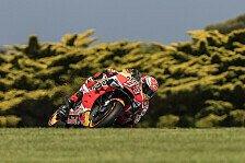 MotoGP Phillip Island 2019: Marquez siegt nach Vinales-Crash