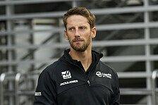Formel 1, Grosjean mault über Pirelli: Sollte nicht passieren