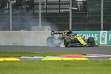 Renaults Formel-1-Selbstkritik: Eigene Ziele unerreichbar?