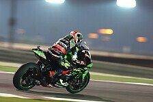 WSBK Katar: Rea gewinnt Superpole-Race vor Bautista