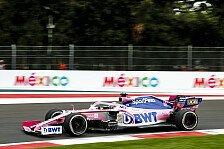 Formel-1-Zeugnis: Sergio Perez' Saison-Fazit 2019