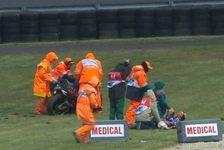 MotoGP Phillip Island: Miguel Oliveiras Start nach Crash offen