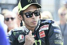 Valentino Rossis Start in Valencia wackelt, Gerloff Ersatz