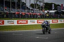 MotoGP Phillip Island: Vinales vor Quartararo auf Pole Position
