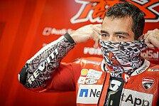 MotoGP - Sieger Petrucci trotzig: Besser, Ducati zu verlassen