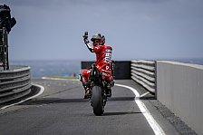 Duell um Ducati-Sitz 2021: Petrucci schwächelt, Miller holt auf