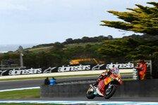 Moto2 Phillip Island 2019: KTM-Doppelsieg vor Thomas Lüthi