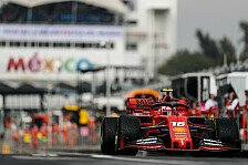 Formel 1 Mexiko: Leclerc gewinnt Qualifying-Generalprobe