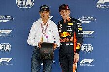 Formel 1 Mexiko: Strafe für Verstappen, Pole Position weg