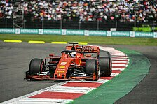 Formel 1 Mexiko Qualifying: Vettel erst mit Fehler dann im Pech
