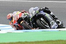 MotoGP - Marc Marquez: Der Schnellste gewinnt nicht immer