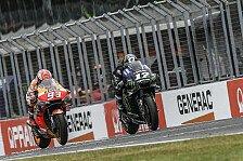 MotoGP-Analyse Phillip Island: Vinales zu kurz übersetzt