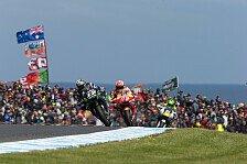MotoGP: Australien-GP abgesagt, zweites Rennen in Portimao
