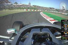 Formel 1 reagiert auf Pirelli-Kritik: TV-Grafik 'verbessert'