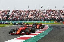 Formel 1 - Analyse: So verloren Vettel und Ferrari Mexiko-Sieg