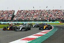 Formel 1 2020: Mercedes rechtfertigt Reverse-Grid-Verweigerung