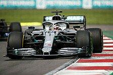Formel 1 Mexiko: Hamilton gewinnt Strategie-Poker gegen Vettel