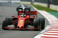 Formel 1 USA, Esses vs. Geraden: Vorteil Ferrari oder Mercedes?