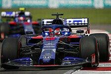 Formel 1, Toro Rosso bestätigt für 2020: Kvyat & Gasly bleiben