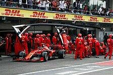 Formel 1, Leclerc kritisiert Strategie: Nächstes Mal wie Vettel