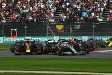 Formel 1, Verstappen-Crash: Hamilton siegt trotz kaputtem Auto