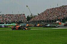 Formel 1, Hamilton lacht über Verstappen: Magnet für Unfälle