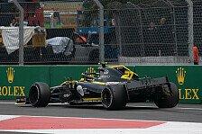 Formel 1, Hülkenberg crasht in letzter Runde: Klar Kvyat schuld