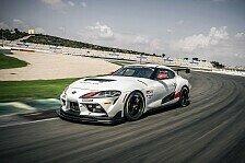 Toyota GR Supra GT4: Motorsport-Neuauflage der Japan-Ikone