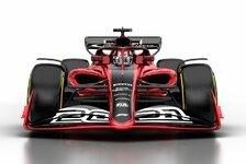 Formel 1 2021: Die ersten offiziellen Bilder zur Zukunft der F1