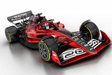 Formel 1 Regel-Revolution vorgestellt: So sieht die F1 2021 aus