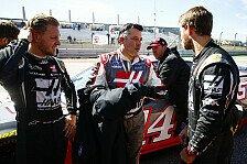 Formel 1, Haas-Duo flirtet mit USA: Grosjean plötzlich Indy-Fan