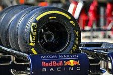 Formel 1 2020: Teams schmettern neue Reifen ab - einstimmig