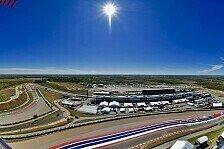 Formel 1 Ticker-Nachlese USA: Erste News & Pressekonferenz