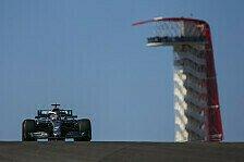 Formel 1 Ticker-Nachlese USA: Reaktionen nach Freien Trainings