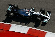 Formel 1 USA, Training: Hamilton legt vor, Bottas mit Problemen