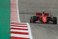 Formel 1 USA, Ärger um Bodenwellen: Schmerzen, Unfallgefahr!