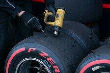 Formel 1: Pirelli gibt Reifenmischung für Europa-Rennen bekannt