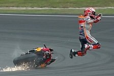 MotoGP - Marc Marquez: Entscheidung über Start erst Sonntag
