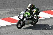 Moto3 Valencia 2020: Darryn Binder holt erste Pole Position