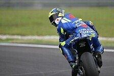 MotoGP Sepang: Mir holt Bestzeit im Warmup