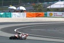 MotoGP Sepang - Turn 1 als Crash-Hotspot: Was ist dort los?