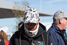 Formel 1, Hamilton vergeigt USA-Qualifying: Alles mein Fehler!