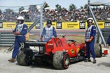 Formel 1, Rückschlag für Leclerc: Startplatzstrafe in Brasilien