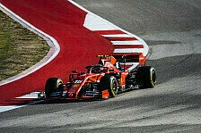 Formel 1 USA, Leclerc chancenlos: Massive Probleme bei Ferrari