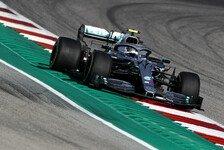 Formel 1 USA-Qualifying: Bottas gewinnt Pole-Krimi gegen Vettel