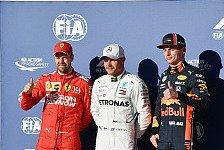 Formel 1 2019: USA GP - Samstag