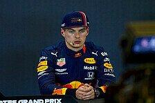 Verstappen lobt FIA für Motor-Direktive: Jetzt alles klar
